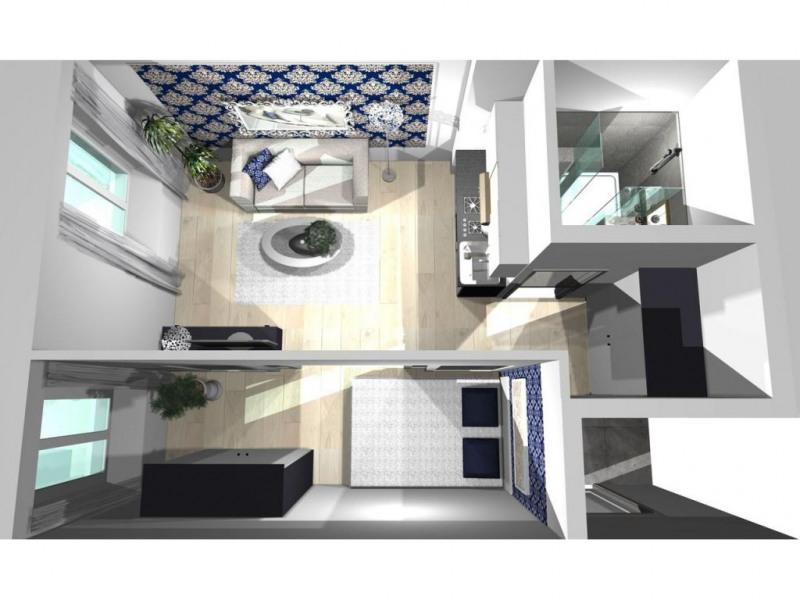 Vente appartement Nice 220000€ - Photo 4