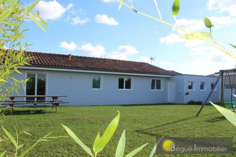 Vente maison / villa Leguevin 332000€ - Photo 3