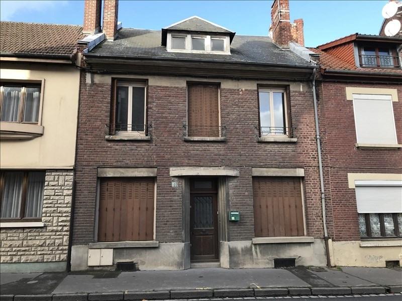 Sale house / villa Peronne 112000€ - Picture 1