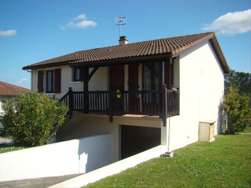 Vente maison / villa Mussidan 126000€ - Photo 1