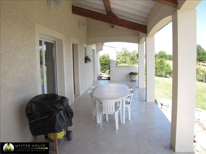 Vente maison / villa Monclar de quercy 355000€ - Photo 16