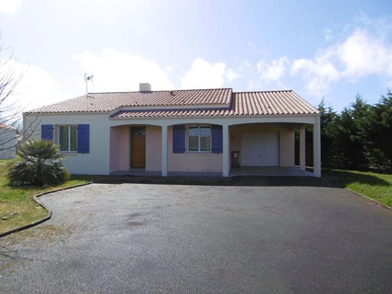 Vente maison / villa St julien des landes 194750€ - Photo 1