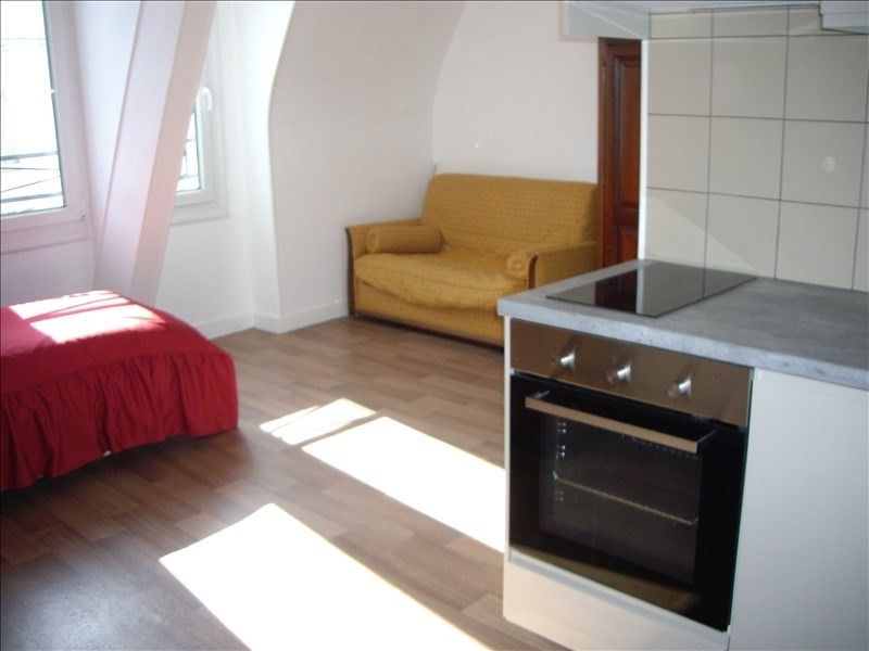 Location appartement Paris 17ème 850€ CC - Photo 10