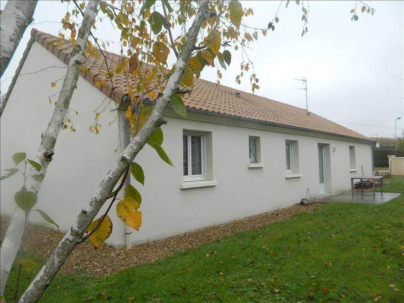 Vente maison / villa Varennes vauzelles 215000€ - Photo 1