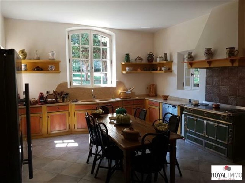 Deluxe sale house / villa Ollioules 2 260 000€ - Picture 3