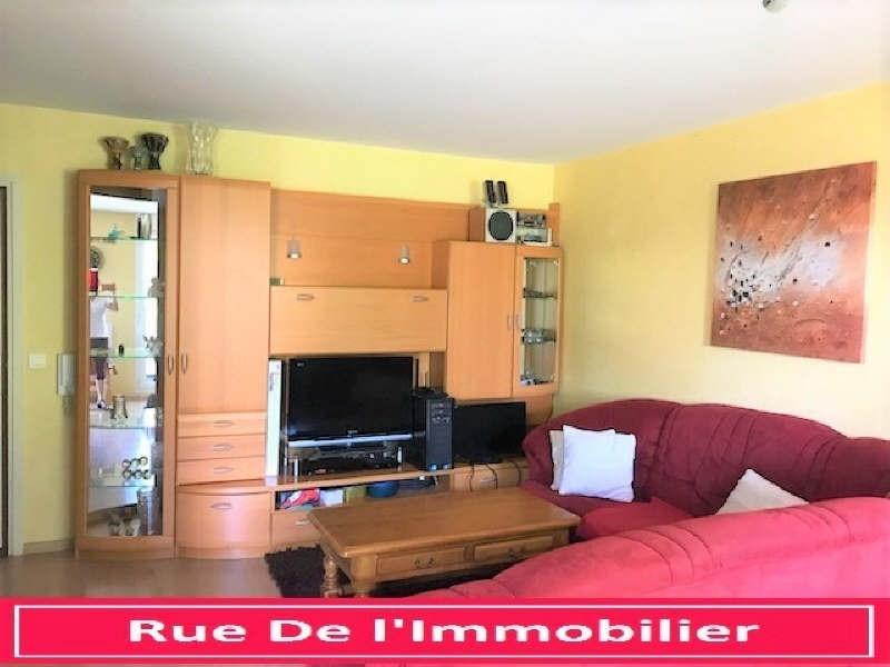 Vente appartement Soufflenheim 165000€ - Photo 2