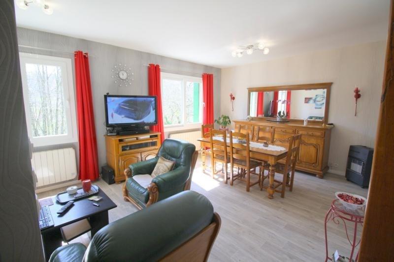 Sale house / villa Labastide rouairoux 123000€ - Picture 2
