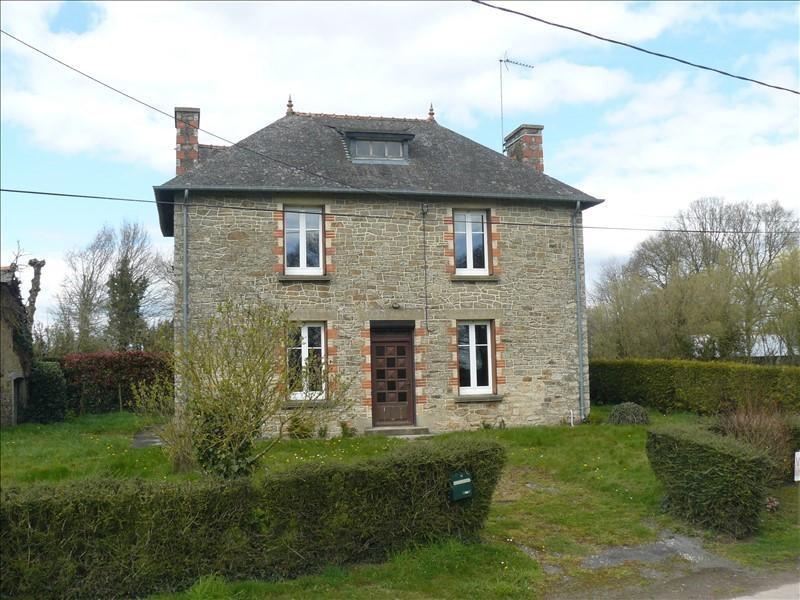 Sale house / villa Mohon 79990€ - Picture 1