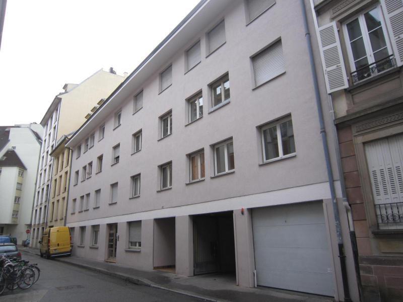 Verhuren  appartement Strasbourg 740€ CC - Foto 1