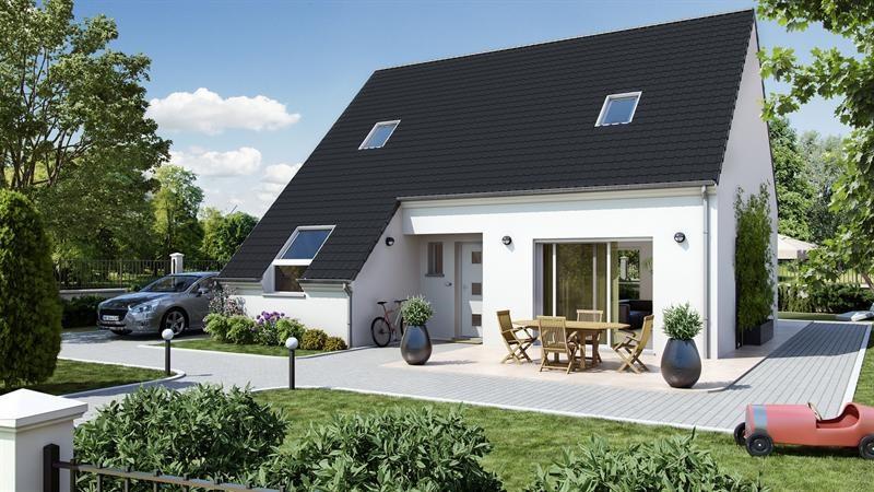 Maison  6 pièces + Terrain 1240 m² Huisseau-en-Beauce par babeau seguin