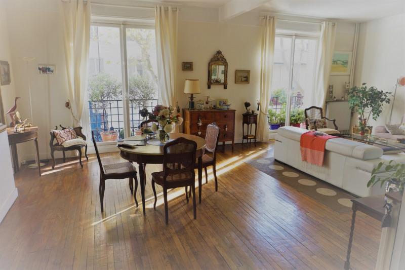 Alquiler temporal  apartamento Neuilly sur seine 3000€ - Fotografía 1