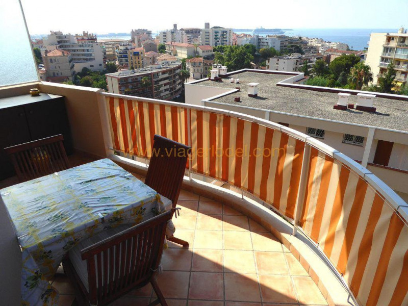 Life annuity apartment Cannes 48 000€ - Picture 10