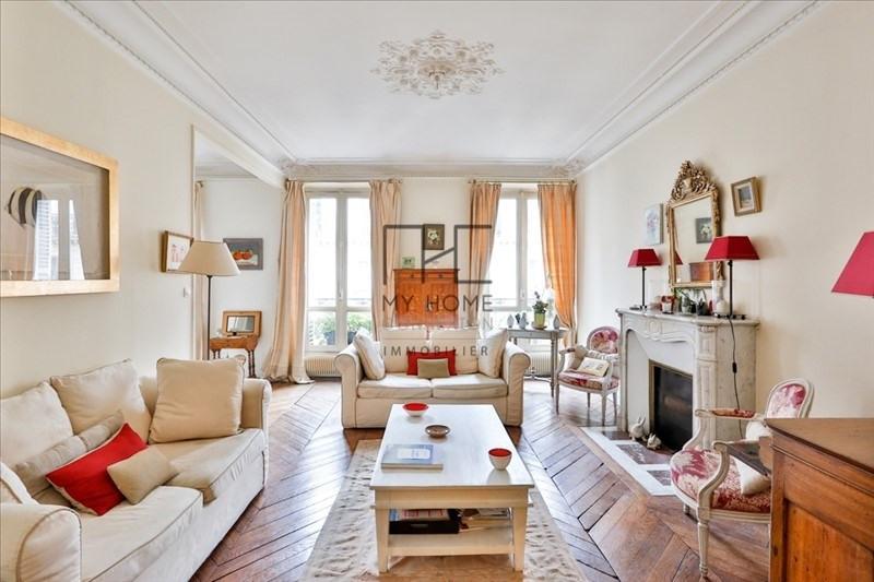 Vente de prestige appartement Paris 8ème 925000€ - Photo 2