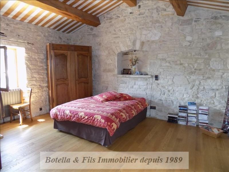 Deluxe sale house / villa Barjac 489500€ - Picture 6