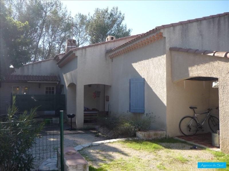 Vente maison / villa La bouilladisse 420000€ - Photo 1