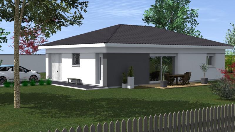 """Modèle de maison  """"Maison 4 pièces"""" à partir de 4 pièces Lot-et-Garonne par MAISONS CONFORECO - AGENCE ST PAUL LES DAX"""