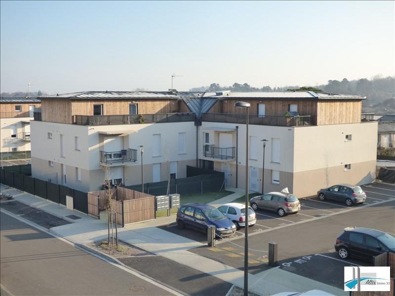 Vente appartement Carbon blanc 208950€ - Photo 1