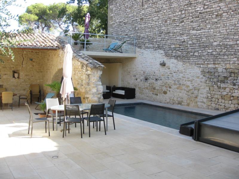 Deluxe sale house / villa Uzès 990000€ - Picture 4