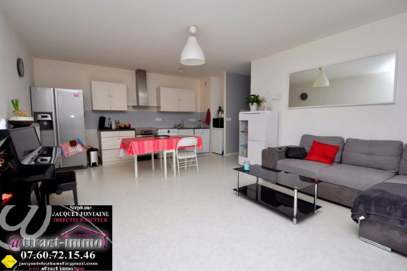 Vente appartement Corbeil essonnes 145 000€ - Photo 3