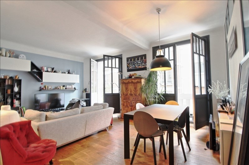 Vente appartement Paris 19ème 525 000€ - Photo 1