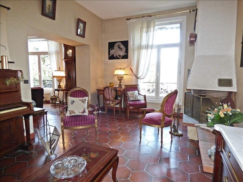 Vente appartement Aix les bains 398000€ - Photo 2