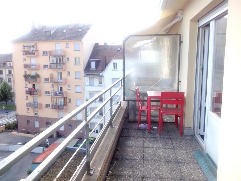 Verhuren  appartement Strasbourg 430€ CC - Foto 4