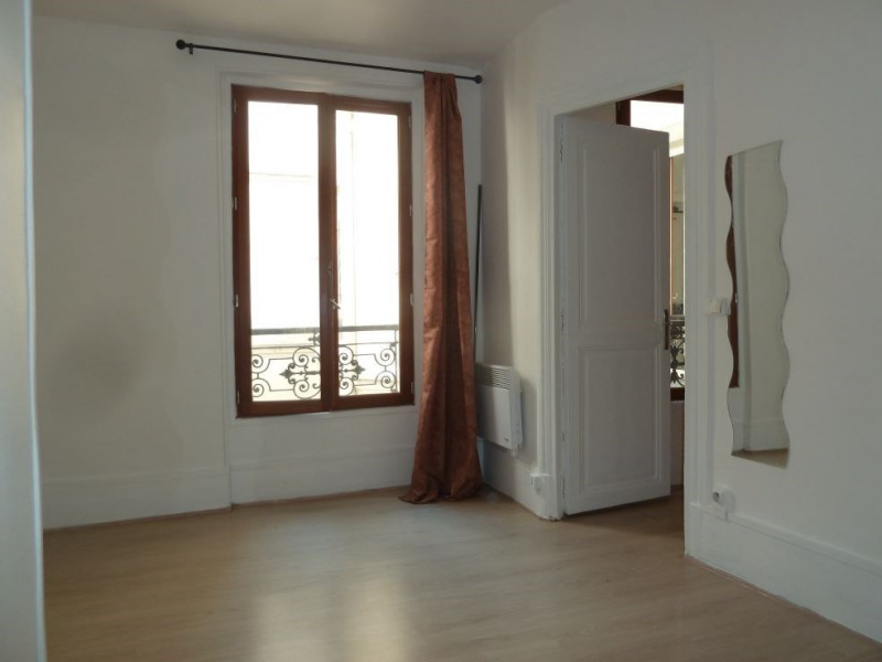 Vente appartement Paris 18ème 235000€ - Photo 2