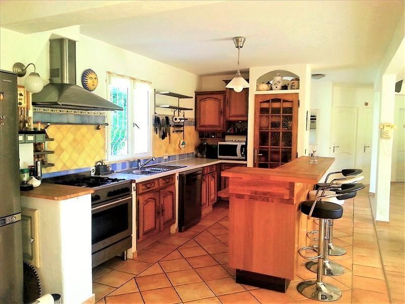Vente de prestige maison / villa Le golfe juan 885000€ - Photo 8