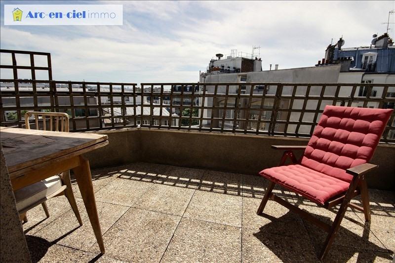 Revenda apartamento Paris 18ème 699000€ - Fotografia 3