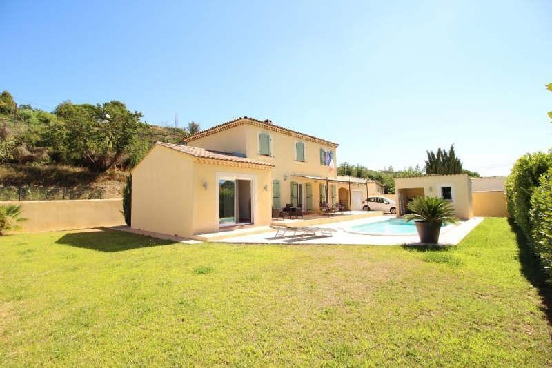 Sale house / villa St chamas 446500€ - Picture 1