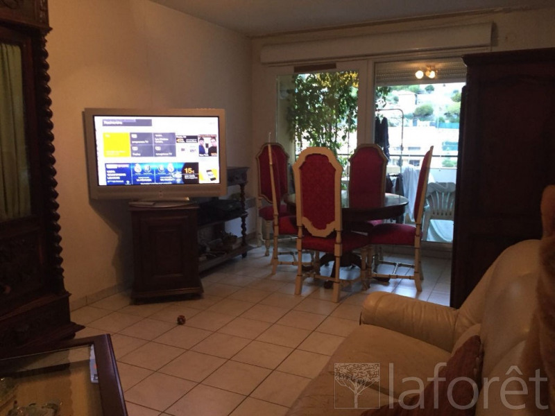 Vente appartement Menton 266000€ - Photo 1