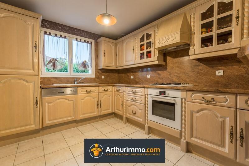 Sale house / villa Bouvesse quirieu 239000€ - Picture 2