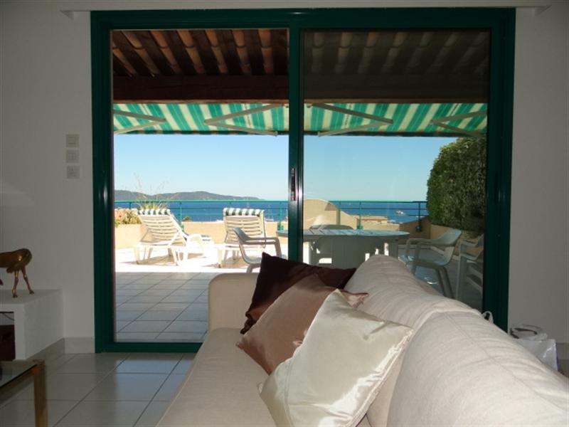 Location vacances appartement Cavalaire 800€ - Photo 7