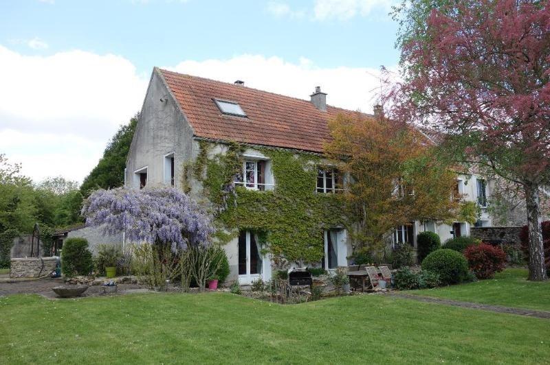 Sale house / villa Villeneuve le comte 590000€ - Picture 1