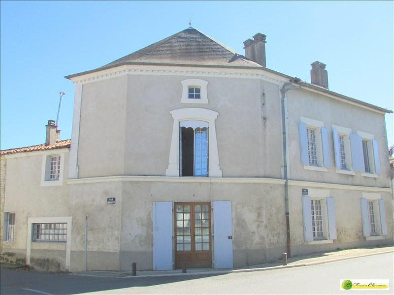 Sale house / villa Aigre 148000€ - Picture 2
