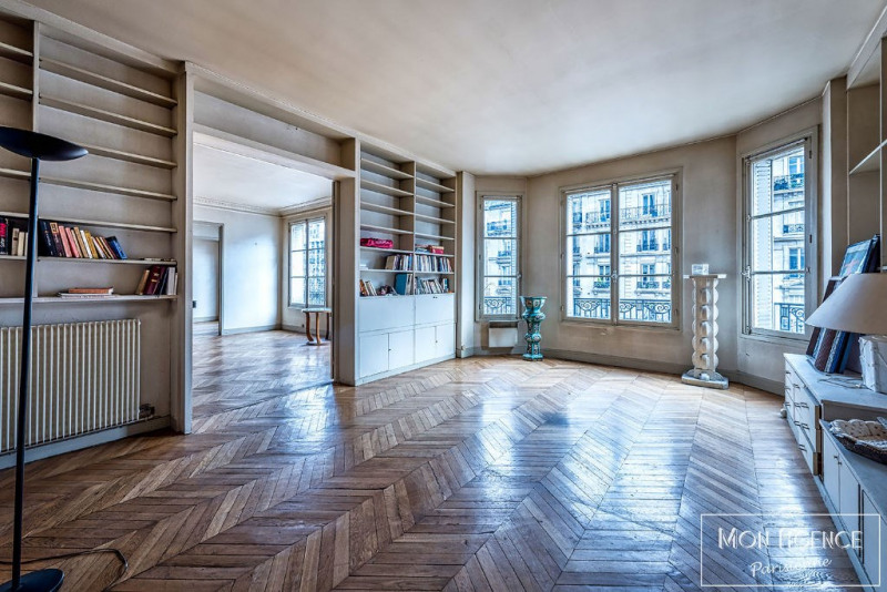 Vente de prestige appartement Paris 17ème 2 270 000€ - Photo 5