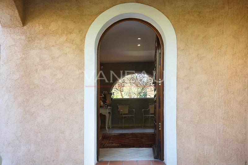 Vente de prestige maison / villa Juan-les-pins 1690000€ - Photo 9