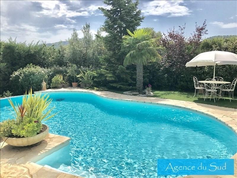 Vente de prestige maison / villa Roquefort la bedoule 635000€ - Photo 4
