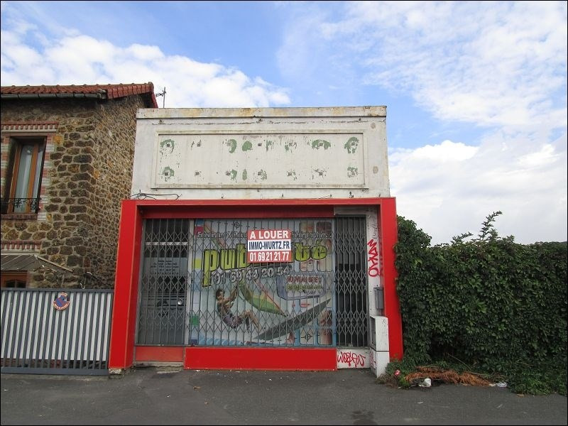 Location local commercial Viry chatillon 2500€ CC - Photo 1