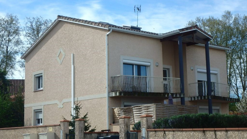 Rental apartment L'union 564€ CC - Picture 1