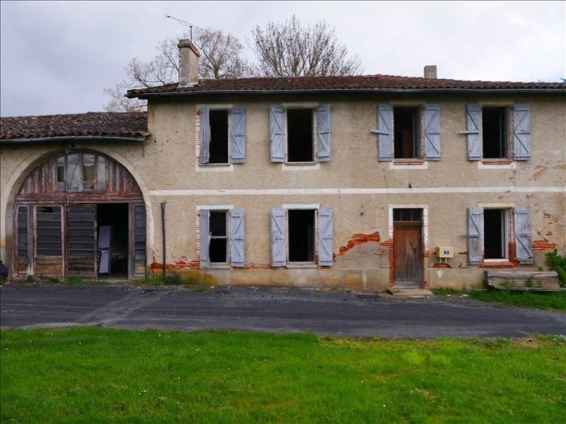 Investment property house / villa Villemur sur tarn 99000€ - Picture 1