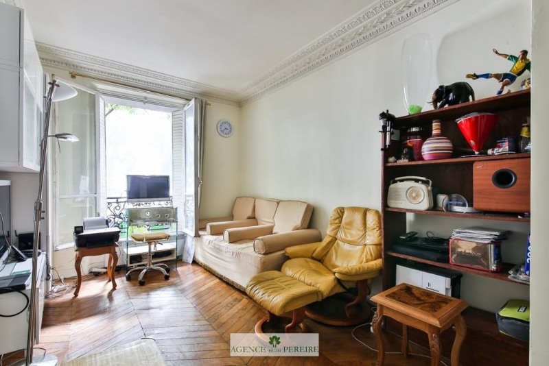Vente appartement Paris 17ème 425000€ - Photo 8