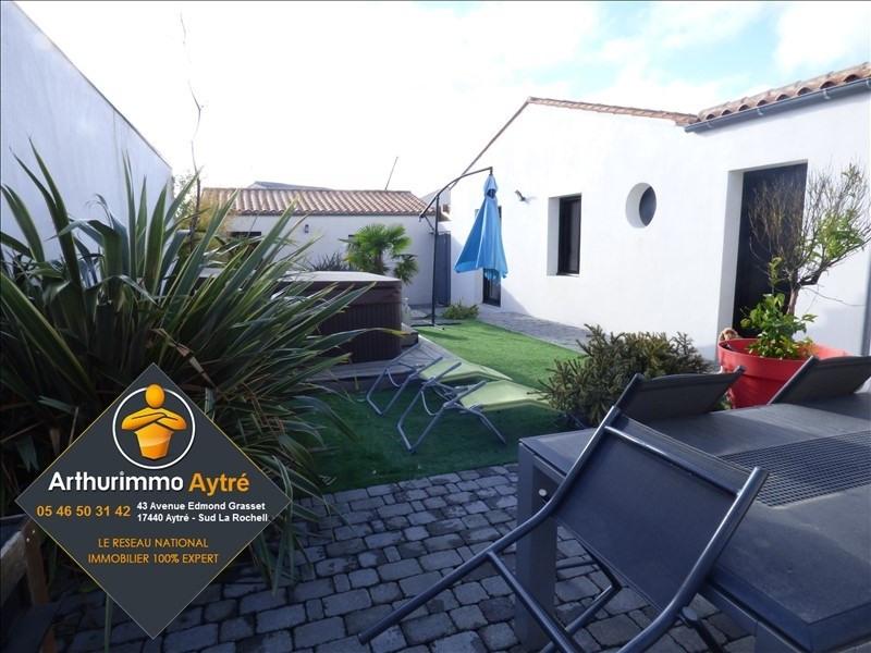 Vente maison / villa Dompierre sur mer 442000€ - Photo 1