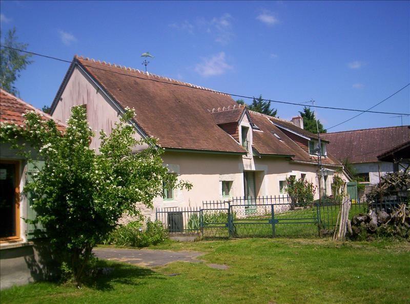 Maison longère Ids-Saint-Roch