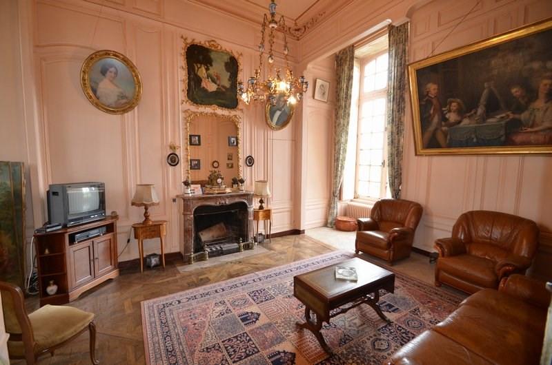 Verkauf von luxusobjekt schloss Valognes 1800000€ - Fotografie 5