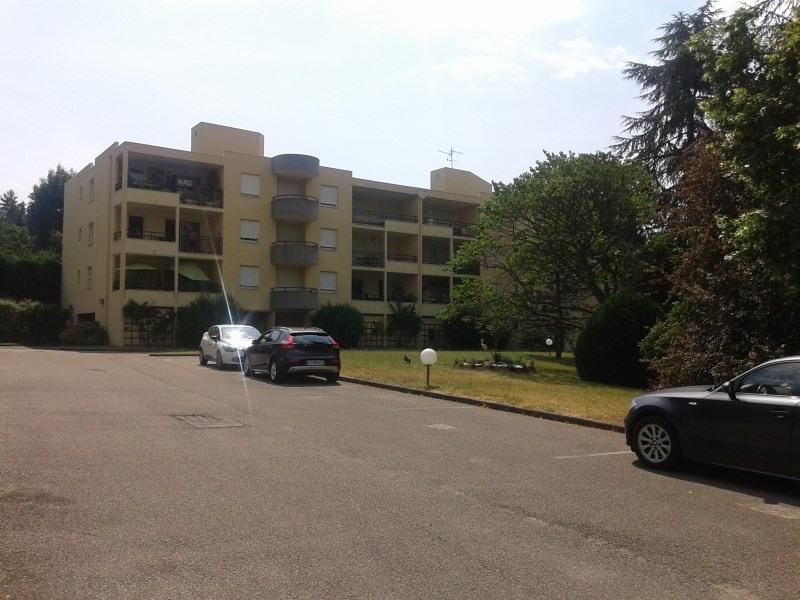 Verhuren  appartement St genis laval 509€ CC - Foto 1