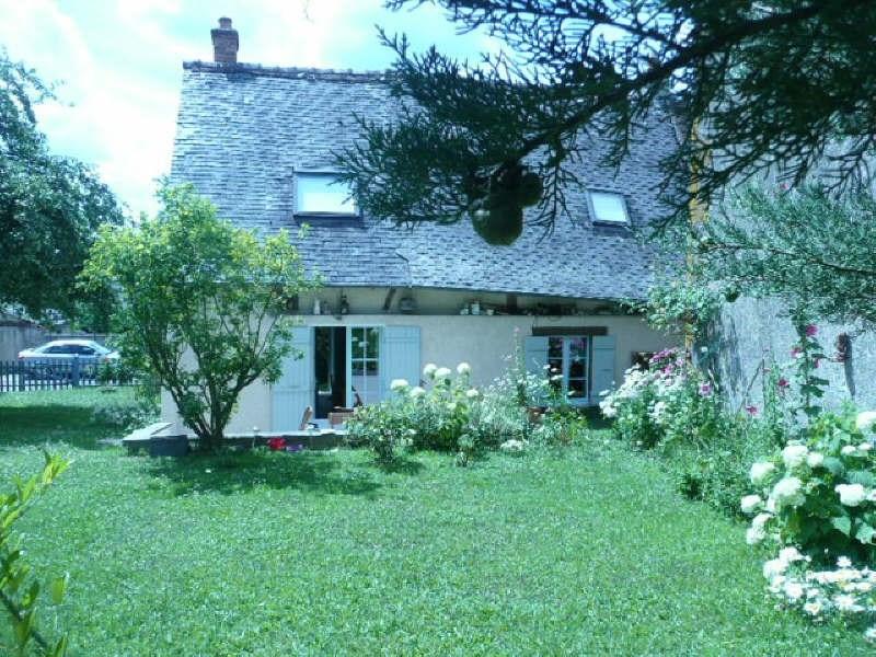 Sale house / villa Henrichemont 107000€ - Picture 2