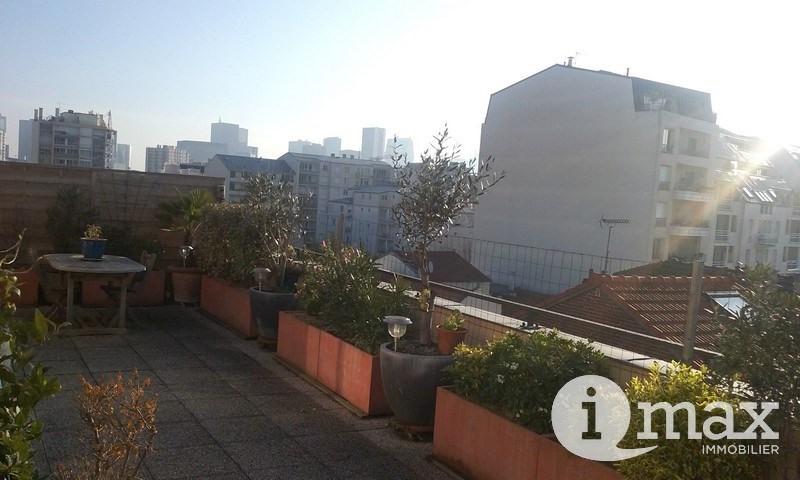 Sale apartment Nanterre 700000€ - Picture 2