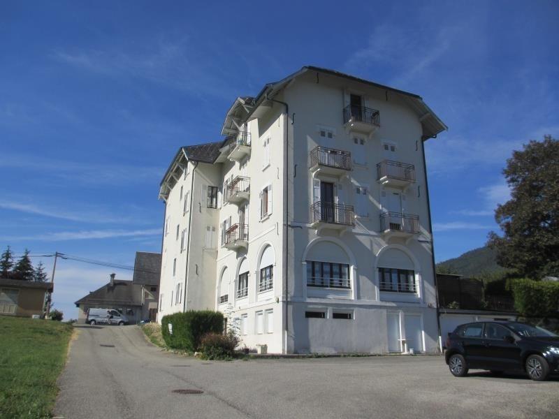 Venta  apartamento Leschaux 82000€ - Fotografía 1