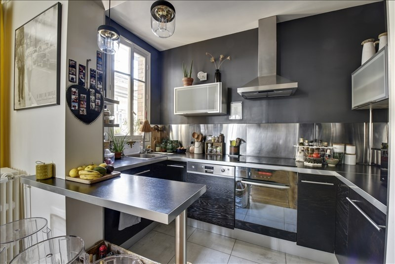 Sale apartment Clichy 885000€ - Picture 3
